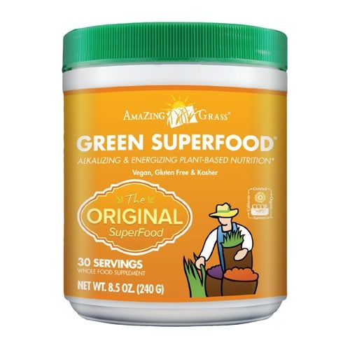 order premium green superfood powder online