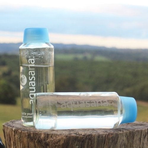 premium gym glass water bottles order online