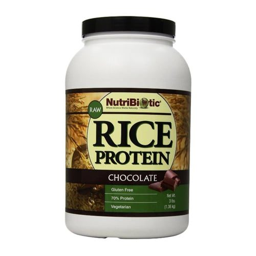 Order Online Premium Chocolate Rice Protein 3lb