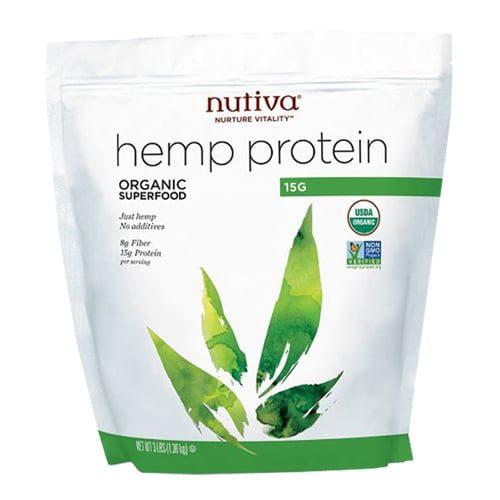 order nutiva hemp protein online