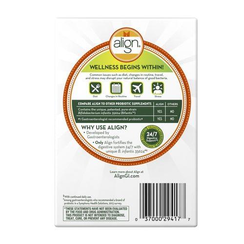 Align Probiotic Supplement order online