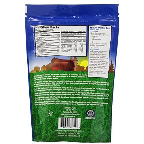 order online flax chia blend