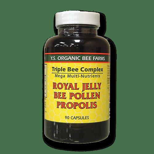 order online triple bee royal jelly bee pollen propolis
