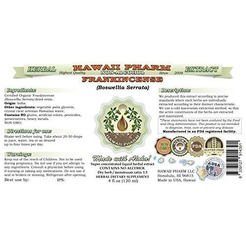 Frankincense Liquid Extract in New York