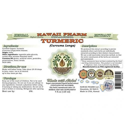 Tumeric Liquid Extract in NY